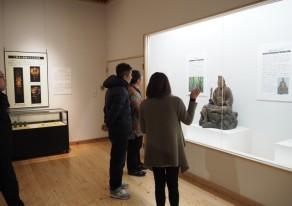 芸術探訪ドライブ/奥山荘の至宝展