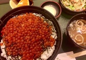 村上で鮭三昧 ~学び・食す~