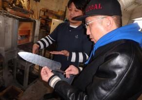 北陸自動車道 三条燕IC 新潟の匠に学ぶ。工場見学ドライブ