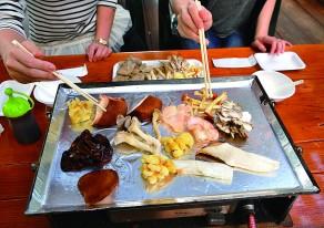 旬を楽しむ! 味わう! 阿賀町のキノコ園