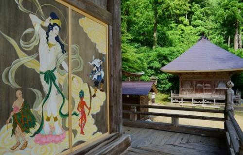 吉田の美食ランチと絶景フォトスポット