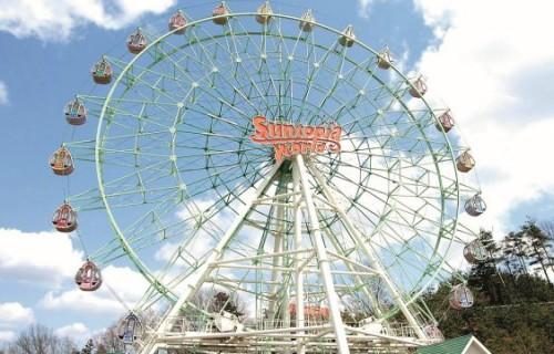 乳しぼり体験に遊園地、スイーツまで♪ 親子で楽しめる阿賀野市へ